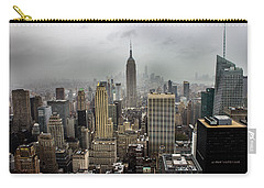 Empire State Building Carry-all Pouch by Martin Newman