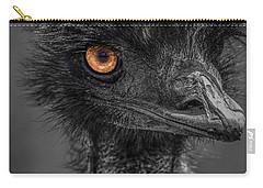 Emu Carry-all Pouch by Paul Freidlund