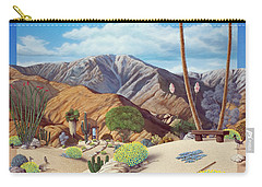 Enchanted Desert Carry-all Pouch by Snake Jagger