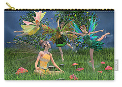 Enchanting Souls Carry-all Pouch by Betsy Knapp