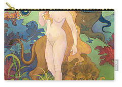 Eve Carry-all Pouch by Paul Ranson