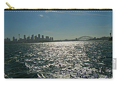 Fabulous Sydney Harbour Carry-all Pouch by Leanne Seymour