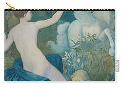 Fantasy Carry-all Pouch by Pierre Puvis de Chavannes
