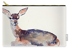 Fawn Carry-all Pouch by Mark Adlington