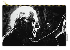 Feeling The Bern Carry-all Pouch by Brian Reaves