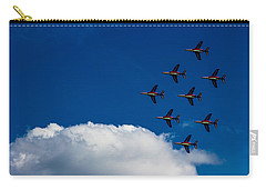 Fighter Jet Carry-all Pouch by Martin Newman