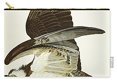 Fish Hawk Carry-all Pouch by John James Audubon