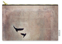 Fly Dance Carry-all Pouch by Priska Wettstein