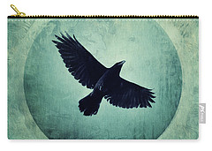 Flying High Carry-all Pouch by Priska Wettstein