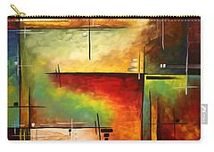 Forgotten Promise By Madart Carry-all Pouch by Megan Duncanson