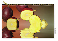 Fresh Ripe Mango Fruits Carry-all Pouch by David French