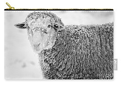 Frozen Dinner Carry-all Pouch by Mike  Dawson