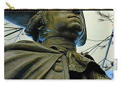 General George Washington Carry-all Pouch by LeeAnn McLaneGoetz McLaneGoetzStudioLLCcom