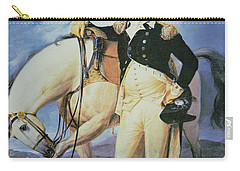 George Washington Carry-all Pouch by John Trumbull