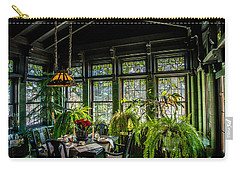 Glensheen Mansion Breakfast Room Carry-all Pouch by Paul Freidlund