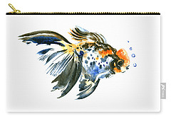 Goldfish Carry-all Pouch by Suren Nersisyan