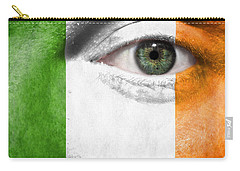 Go Ireland Carry-all Pouch by Semmick Photo