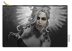 Gorgon Carry-all Pouch by Joaquin Abella
