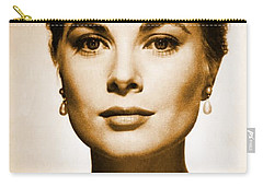 Grace Kelly Carry-all Pouch by Opulent Creations