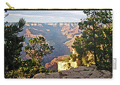 Grand Canyon No. 1 Carry-all Pouch by Sandy Taylor