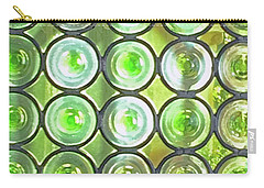 Green Window Carry-all Pouch by Sandy Taylor