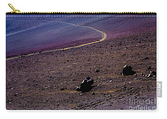 Carry-all Pouch featuring the photograph Haleakala 2 by M G Whittingham