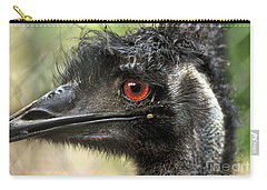 Handsome Carry-all Pouch by Kaye Menner