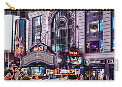 Hard Rock Cafe Carry-all Pouch by Paul Ward
