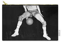 Harlem Clowns Basketball Carry-all Pouch by Underwood Archives