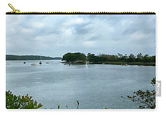 Harpswell, Maine No. 1 Carry-all Pouch by Sandy Taylor