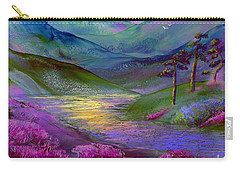 Highland Light Carry-all Pouch by Jane Small