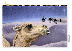 Holy Night Carry-all Pouch by Sarah Batalka