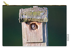 Home Carry-all Pouch by Bill Wakeley