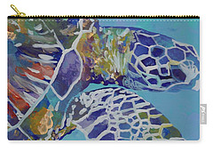 Honu Carry-all Pouch by Marionette Taboniar
