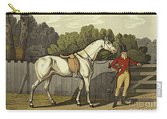 Hunter Carry-all Pouch by Henry Thomas Alken