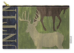 Hunting Carry-all Pouch by Debbie DeWitt