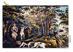 Hunting: Woodcock, 1852 Carry-all Pouch by Granger