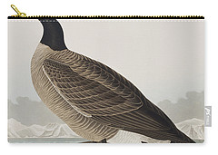 Hutchins's Barnacle Goose Carry-all Pouch by John James Audubon