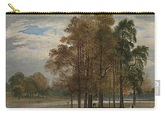Hyde Park Carry-all Pouch by John Martin