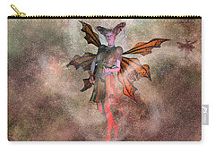 I See Your Fairy Dust And Raise You This Carry-all Pouch by Betsy Knapp