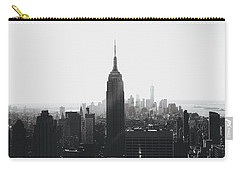 I'll Take Manhattan  Carry-all Pouch by J Montrice