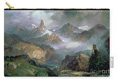 Index Peak Carry-all Pouch by Thomas Moran