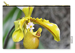 Intimate Orchid 5 - Sharon Cummings Carry-all Pouch by Sharon Cummings