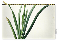 Iris Luxiana Carry-all Pouch by Pierre Joseph  Redoute
