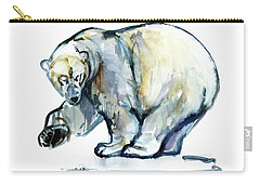 Isbjorn Carry-all Pouch by Mark Adlington