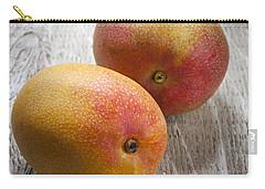 It Takes Two To Mango Carry-all Pouch by Elena Elisseeva