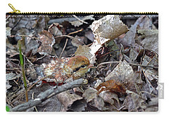 It's A Baby Grouse Carry-all Pouch by Asbed Iskedjian