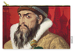 Ivan The Terrible Carry-all Pouch by English School