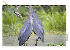 I've Got Your Back Carry-all Pouch by Betsy Knapp
