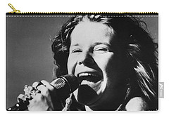 Janis Joplin (1943-1970) Carry-all Pouch by Granger